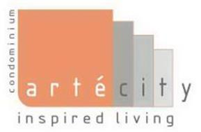 ARTÉCITY INSPIRED LIVING CONDOMINIUM