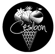 CESIBON EACH FLAVOR HAS A STORY, EACH STORY HAS A SECRET