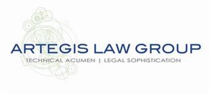 ARTEGIS LAW GROUP TECHNICAL ACUMEN | LEGAL SOPHISTICATION