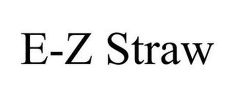 E-Z STRAW