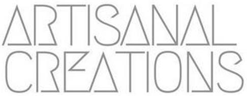 ARTISANAL CREATIONS