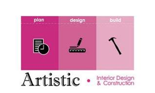 ARTISTIC INTERIOR DESIGN & CONSTRUCTION PLAN DESIGN BUILD