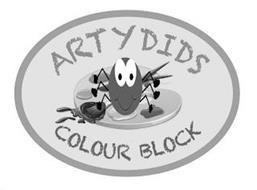 ARTY DIDS COLOUR BLOCK