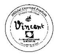 OFFICIAL LICENSED PRODUCT VINCENT VAN GOGH VINCENT ARTMERCHANDISING & MEDIA AG WWW.ARTMM-AG.COM