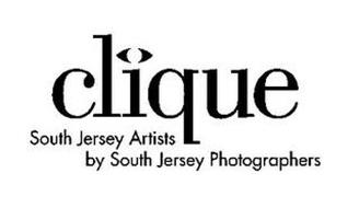 CLIQUE SOUTH JERSEY ARTISTS BY SOUTH JERSEY PHOTOGRAPHERS