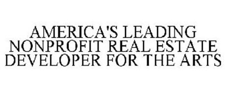 AMERICA'S LEADING NONPROFIT REAL ESTATEDEVELOPER FOR THE ARTS