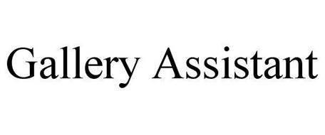 GALLERY ASSISTANT