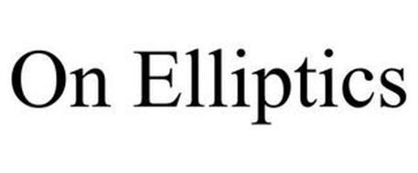 ON ELLIPTICS
