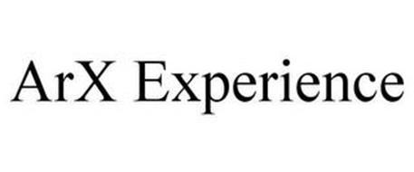 ARX EXPERIENCE