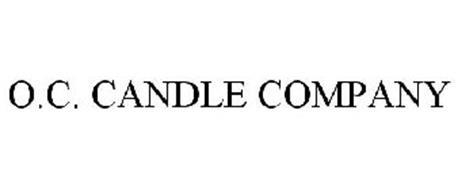 O.C. CANDLE COMPANY