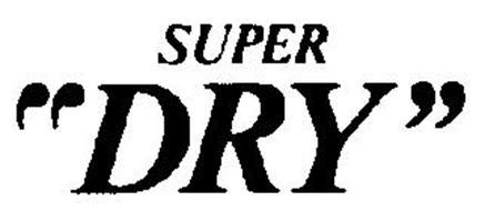 """SUPER """"DRY"""""""