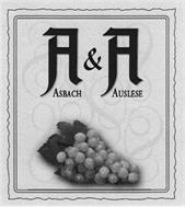 A & A ASBACH AUSLESE