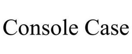 CONSOLE CASE