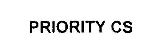 PRIORITY CS
