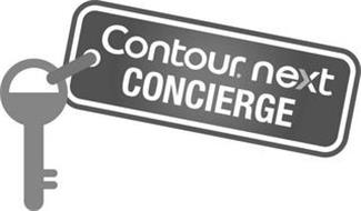 CONTOUR NEXT CONCIERGE