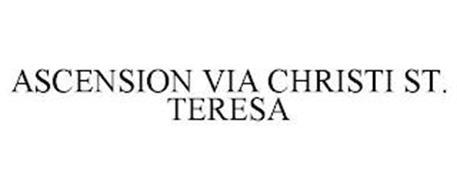 ASCENSION VIA CHRISTI ST. TERESA
