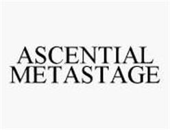 ASCENTIAL METASTAGE