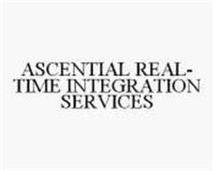 ASCENTIAL REAL-TIME INTEGRATION SERVICES