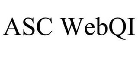 ASC WEBQI