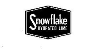 SNOWFLAKE HYDRATED LIME