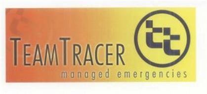TT TEAMTRACER MANAGED EMERGENCIES