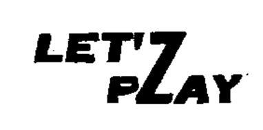 LET'Z PLAY