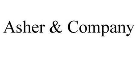 ASHER & COMPANY