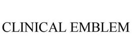 CLINICAL EMBLEM