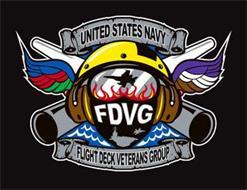 UNITED STATES NAVY FLIGHT DECK VETERANS GROUP FDVG