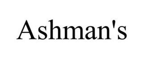 ASHMAN'S
