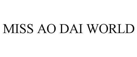 MISS AO DAI WORLD