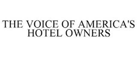 THE VOICE OF AMERICA'S HOTEL OWNERS
