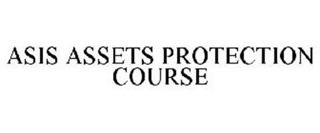 ASIS ASSETS PROTECTION COURSE