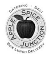 APPLE SPICE JUNCTION CATERING · DELI BOX LUNCH DELIVERY