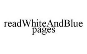 READWHITEANDBLUE PAGES