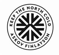 KEEP THE NORTH COLD ASKOV FINLAYSON