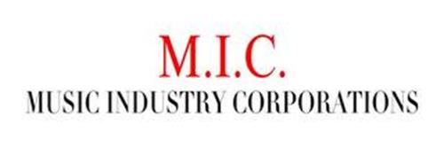 M.I.C. MUSIC INDUSTRY CORPORATIONS