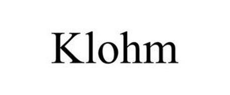 KLOHM