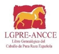 LGPRE-ANCCE LIBRO GENEALÓGICO DEL CABALLO DE PURA RAZA ESPAÑOLA