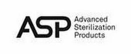 ASP ADVANCED STERILIZATION PRODUCTS