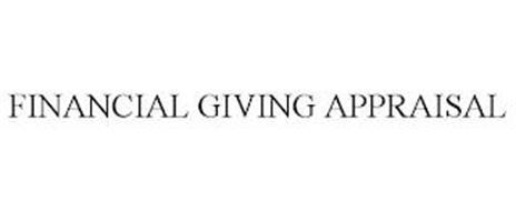 FINANCIAL GIVING APPRAISAL
