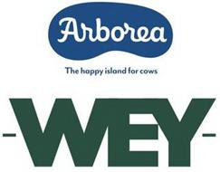-WEY- ARBOREA THE HAPPY ISLAND FOR COWS