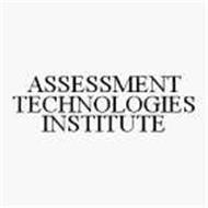 ASSESSMENT TECHNOLOGIES INSTITUTE