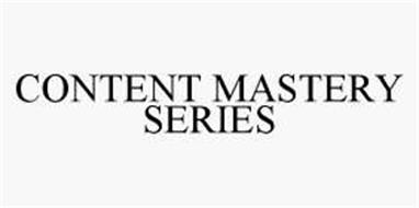 CONTENT MASTERY SERIES
