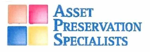 ASSET PRESERVATION SPECIALISTS