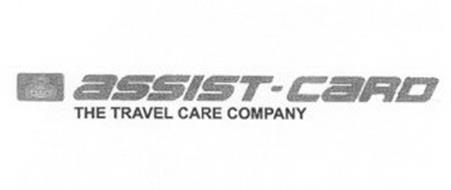ASSIST-CARD THE TRAVEL CARE COMPANY