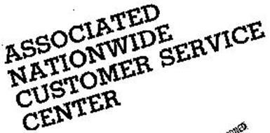 ASSOCIATED NATIONWIDE CUSTOMER SERVICE CENTER