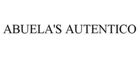 ABUELA'S AUTENTICO