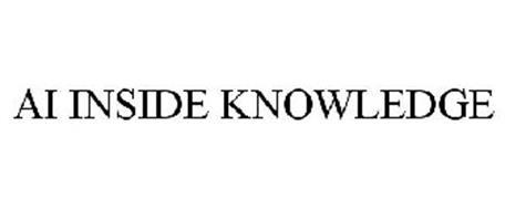 AI INSIDE KNOWLEDGE