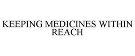 KEEPING MEDICINES WITHIN REACH